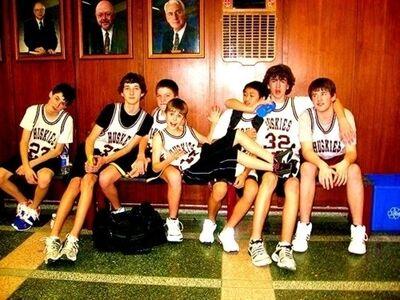 8th grade basketball huskies