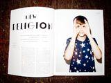 Love Magazine February 2011 scan