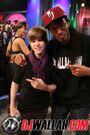 Justin Bieber visits 106 & Park