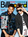 Billboard 2012 cover with Usher