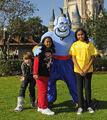 Justin at Disney World 2009