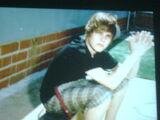 Justin Bieber video at IDJ Spring Collection