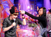 Justin performs One Less Lonely Girl on Live@Much