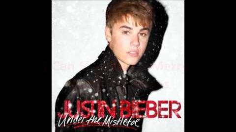 Justin Bieber - Christmas Love (With Lyrics)