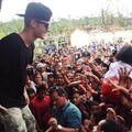 Justin Bieber singing in Tacloban City 2013