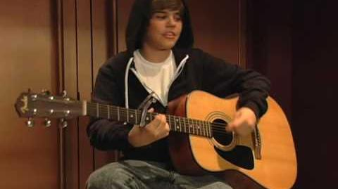 "Justin Bieber Part2 ""One Time"""