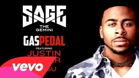 Sage The Gemini - Gas Pedal (Remix) (Audio) ft