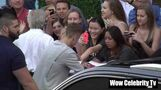 Justin Bieber arrives to The Young Hollywood Awards