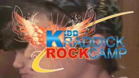 Kidd Kraddick Rock Camp with Justin Bieber