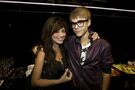 Toni and Justin Bieber at Dolce & Gabbana's Fashion's Night Out 2011