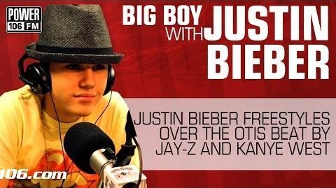 Justin Bieber Exclusive Freestyle Rap, Unreleased Tracks