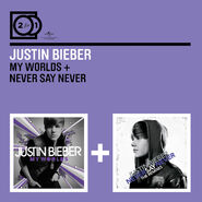 My Worlds + Never Say Never