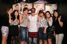 JB meeting fans in Tokyo 2014