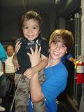 Justin Bieber meets fans in Phoenix 2009