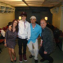 Backstage <a href=