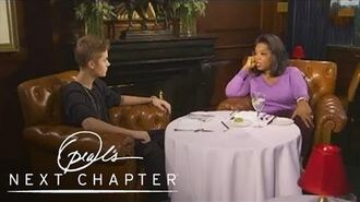 What It's Like to Be Justin Bieber Oprah's Next Chapter Oprah Winfrey Network