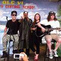 Bieber singing in Tacloban City