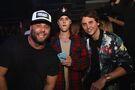 David Grutman, Justin Bieber, & Jonathan Cheban