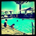 Justin Bieber pool Instagram July 2011
