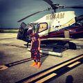 Justin Bieber N174AM Eurocopter