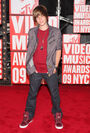 Justin Bieber attends the MTV Video Music Awards '09
