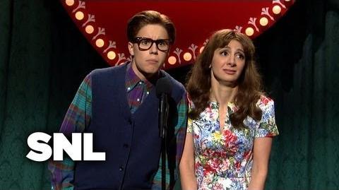 Principal Frye- Valentine's Day - Saturday Night Live