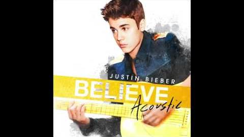 Beauty and a Beat (Acoustic)