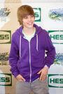 Justin Bieber Arthur Ashe Kids' Day '09