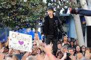 VMA's 2010 Justin Bieber performing
