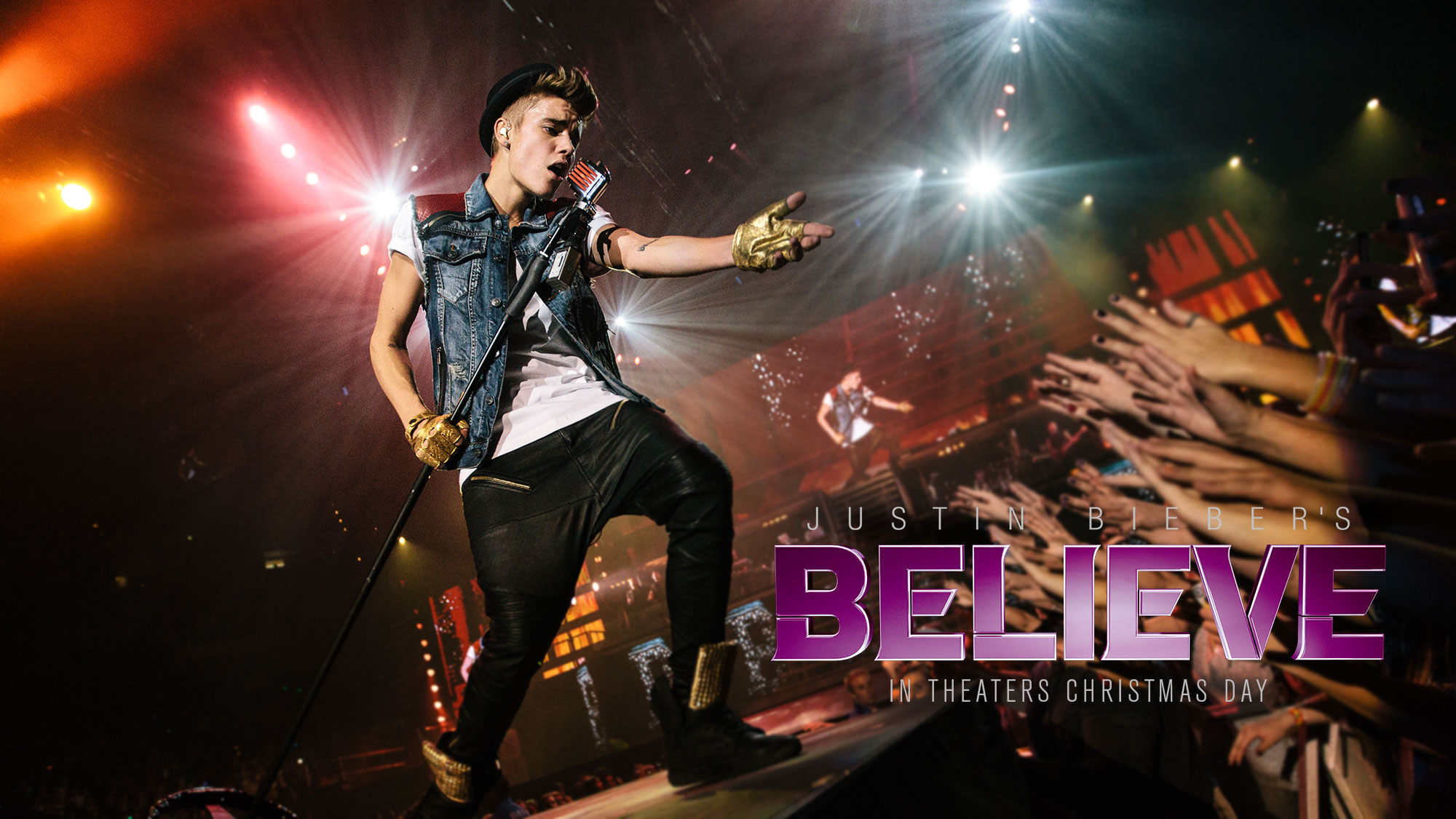 Image - Justin Bieber\'s Believe wallpaper.jpg   Justin Bieber Wiki ...
