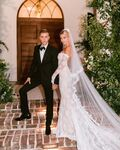 Justin Bieber and Hailey Bieber wedding
