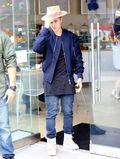 Justin Bieber at Duff's Cakemix