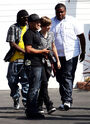 Alfredo, Justin and Sean in LA 2010