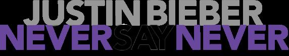 Never Say Never logo