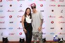 Justin givebackphilippines M&G 2013