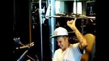Justin Bieber training (September 2014)