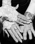 Bieber hands