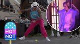 Justin Bieber & J Balvin Shoot Music Video For La Bomba