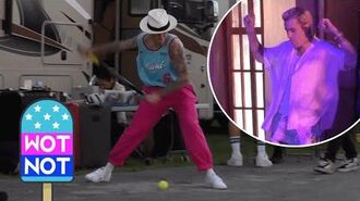 Justin Bieber & J Balvin Shoot Music Video For La Bomba