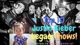 Top 10 Justin Bieber & Legaci shows - Jade is Born!