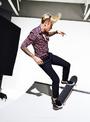 GQ magazine March 2016 skateboarding