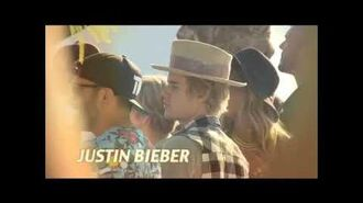 Justin Bieber in Palm Springs 2015