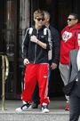 Justin in London