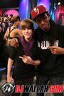 Bieber visits 106 & Park