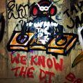 We Know The DJ graffiti
