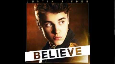 Justin Bieber - She Don't Like The Lights (Audio)