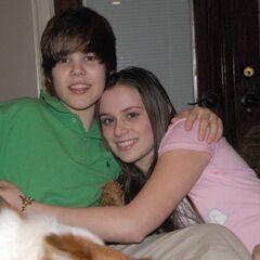 Justin bieber caitlin beadles dating