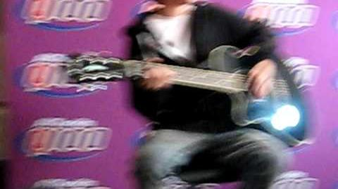 Lonely Girl- Justin Bieber at Q100 July 29th, 2009