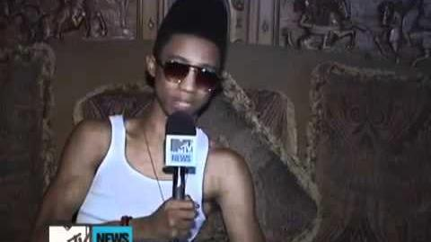 Lil Twist Talking about his new single with Justin Bieber - Wherever You Are ( New July 2011 )
