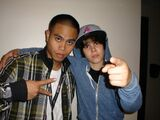 Marvin and Justin